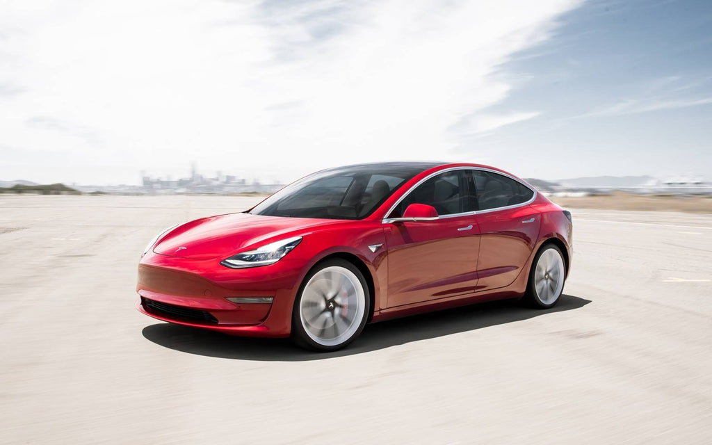 Garde-boues pour Tesla Model 3