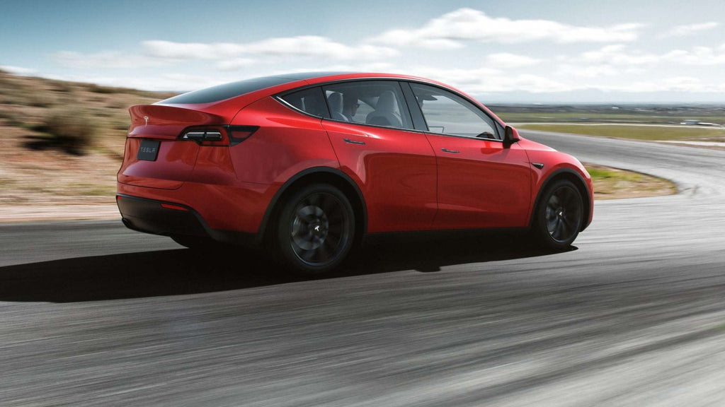 Garde-boues pour Tesla Model Y