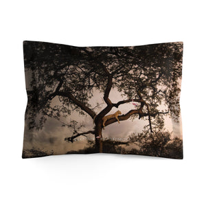'Moonlight Serenade' Pillow Sham