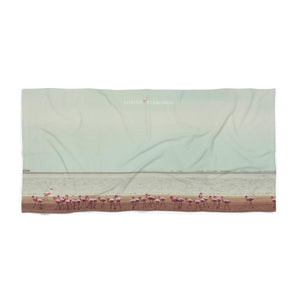'Flossie & Friends' Beach Towel