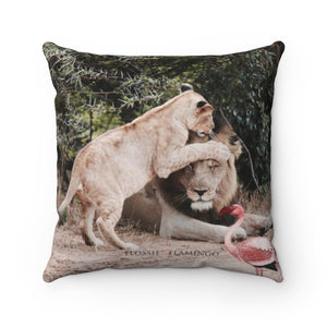 'Let's Get Wild' Pillow