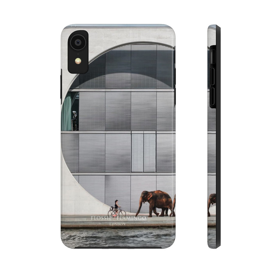 'Stand Against The Ivory Trade' Case Mate Tough Phone Case