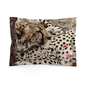 'A Day Of Rest' Pillow Sham