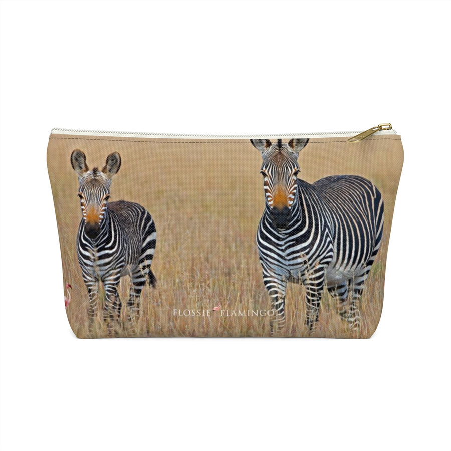 'We've Earned Our Stripes' Accessory Pouch