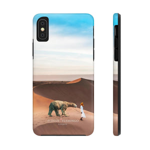 'VICTIM OF CLIMATE CHANGE' Case Mate Tough Phone Case