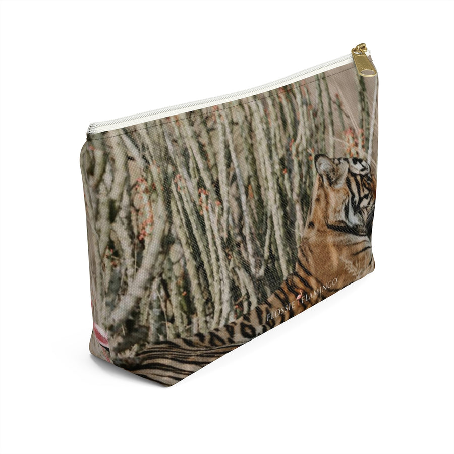 'Bengal The Brave' Accessory Pouch