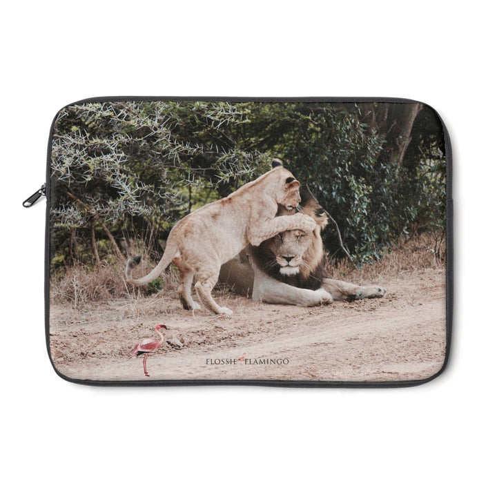 'Let's Get WILD!' Laptop Sleeve