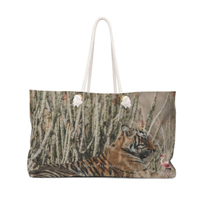 'Bengal The Brave' Weekender Bag