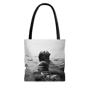 'Rise Above Plastic' Tote Bag