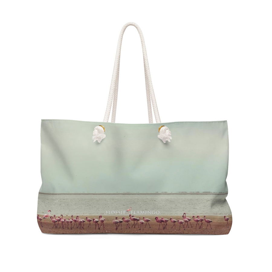 'Flossie & Friends' Weekender Bag