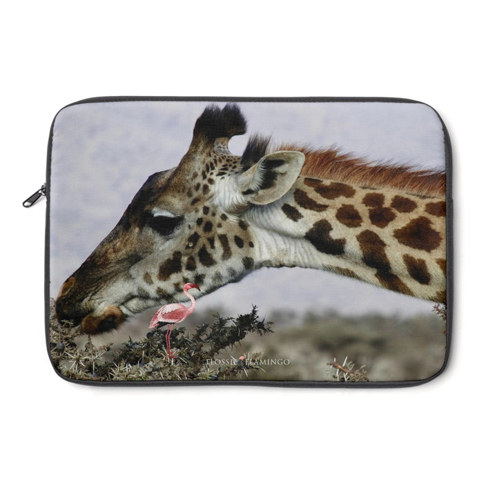 'A Discussion Over Lunch' Laptop Sleeve