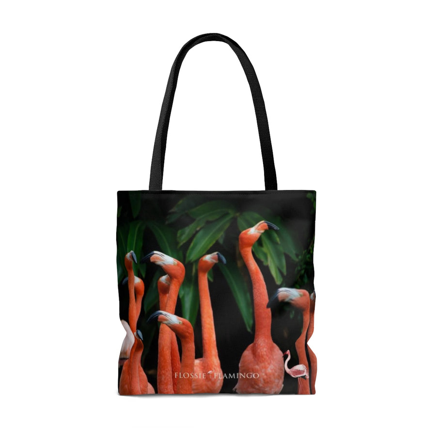 'Pure, Passionate And Pink' Tote Bag