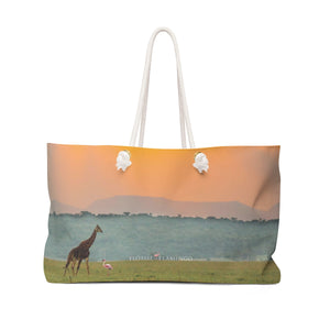 'Sunset Heights' Weekender Bag