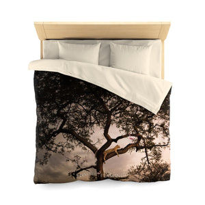 'Moonlight Serenade' Duvet Cover
