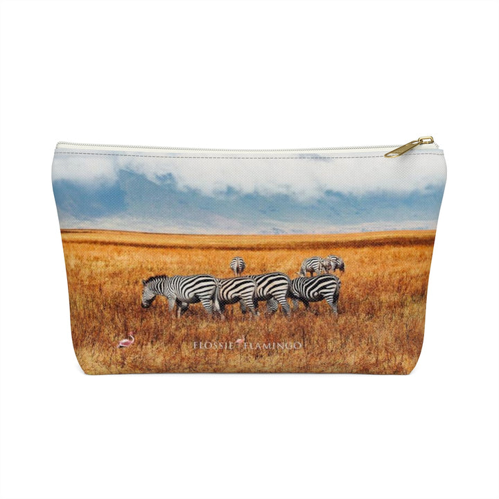 'A Golden Harvest' Mens Grooming Pouch
