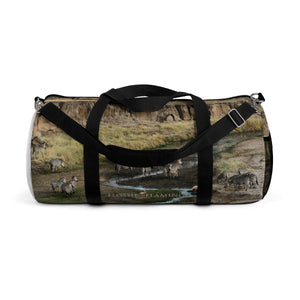 'A Meeting Of Minds' Duffle Bag