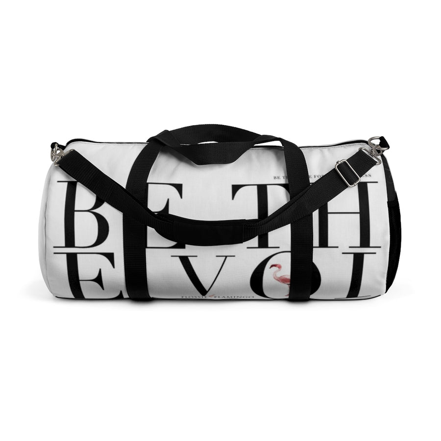 'Be The Voice For The Voiceless' Duffle Bag