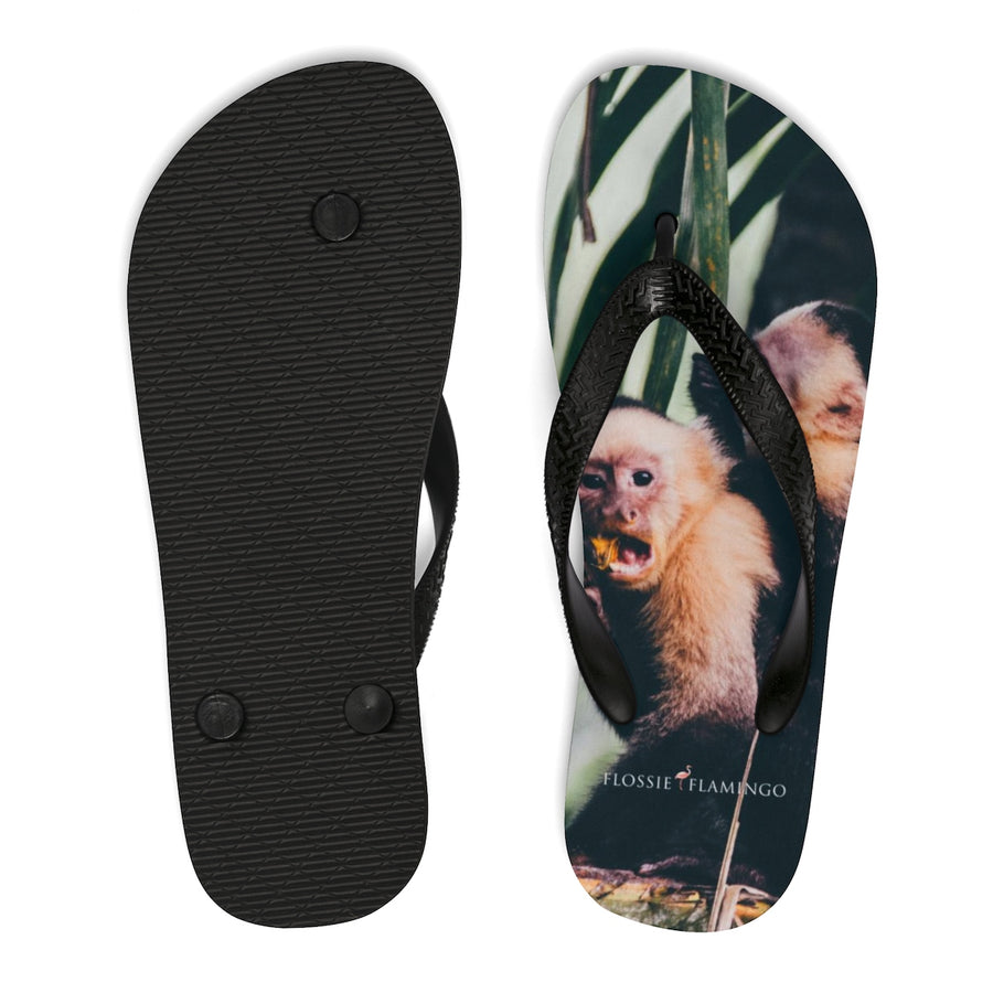'Monkey Magic'  Flip-Flops