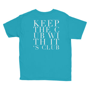 'KEEP THE CUB WITH ITS CLUB' KIDS TEE