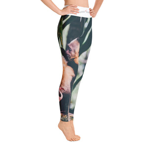 'Monkey Magic' Sports Leggings