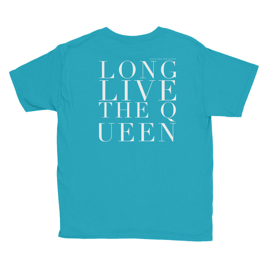 'LONG LIVE THE QUEEN' KIDS TEE
