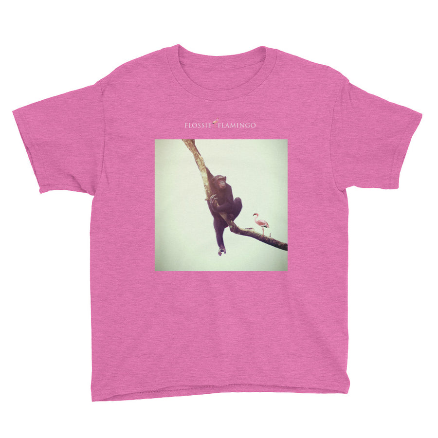 'LET THEM SWING INTO LIFE' KIDS TEE