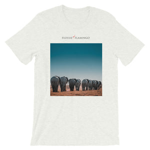 'STAND AGAINST THE IVORY TRADE' UNISEX TEE