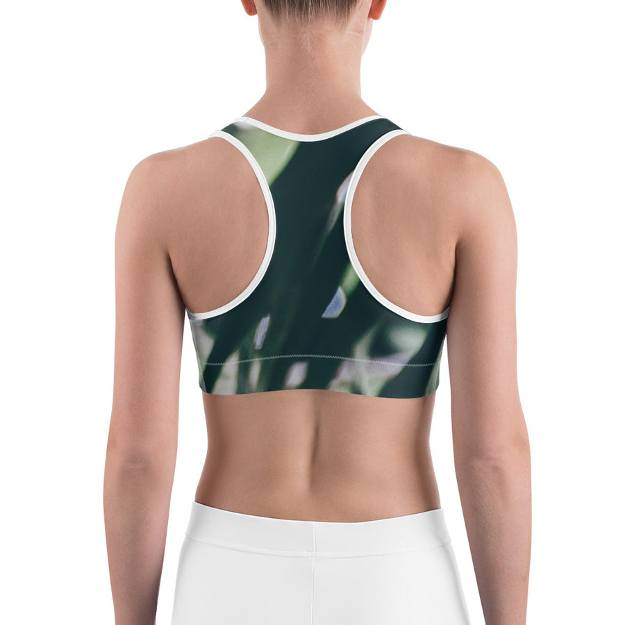 'Monkey Magic' Sports bra