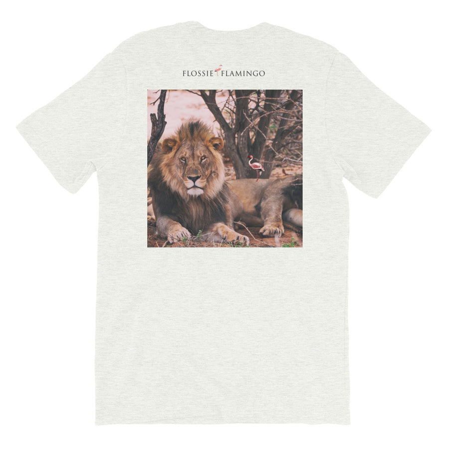 'LONG LIVE THE KING' UNISEX TEE