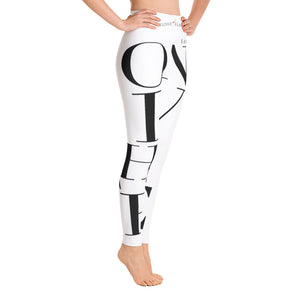 'Long Live The Queen' Sports Leggings