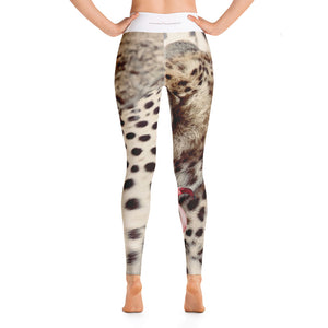 'A Day Of Rest' Sports Leggings