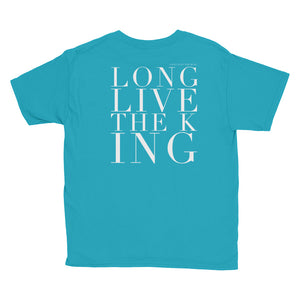 'LONG LIVE THE KING' KIDS TEE