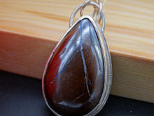 Load image into Gallery viewer, Bolder Opal and Silver necklace