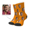 Custom Face Socks - Fotosocken