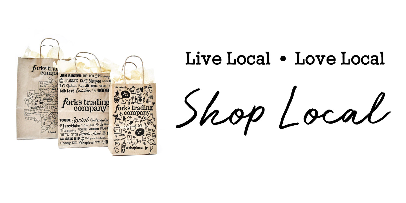 Forks Trading Company | Live Local - Love Local - Shop Local