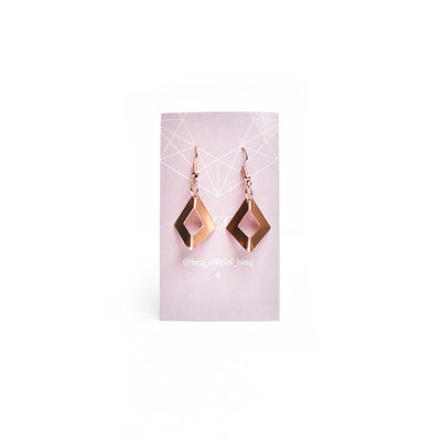 BCG NewLight Jewelery - Classic Date Earrings