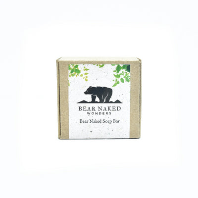 Bear Naked Wonders - Body Soap Bar