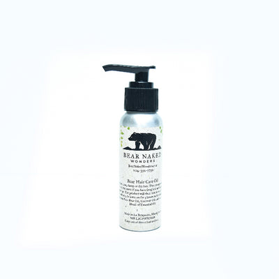 Bear Naked Wonders - Hair Care Oil