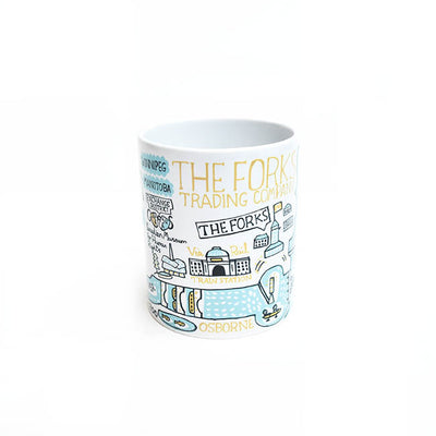 FTC Exclusive - Winnipeg Cityscape Mug
