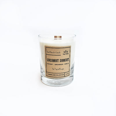 Soy Harvest - Coconut Sunset Candle
