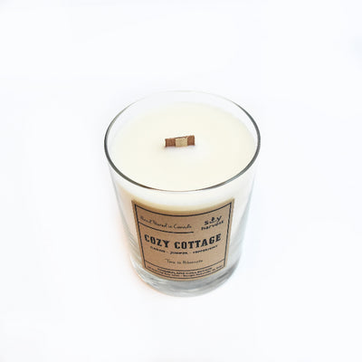 Soy Harvest - Cozy Cottage Candle