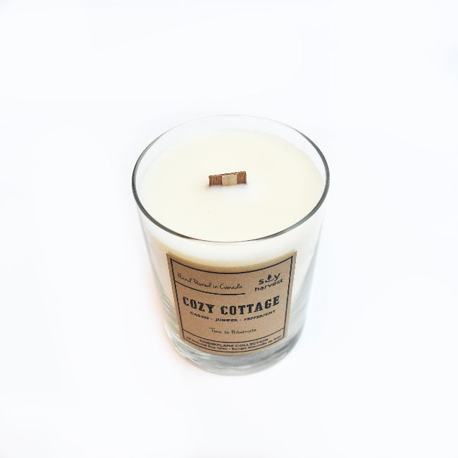 "Soy Harvest - ""Cozy Cottage"" Candle"