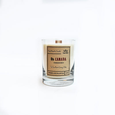 Soy Harvest - Oh Canada Candle