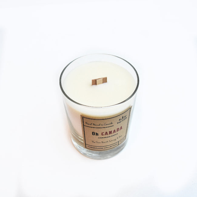 "Soy Harvest - ""Oh Canada"" Candle"