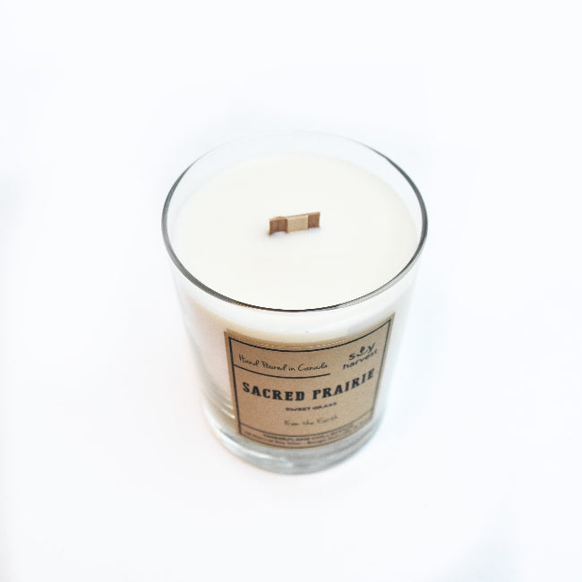 "Soy Harvest - ""Sacred Prairie"" Candle"