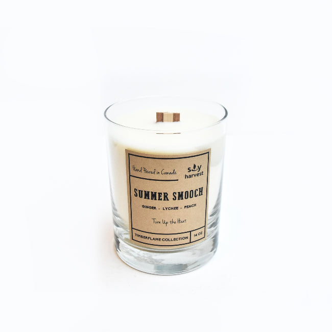 "Soy Harvest - ""Summer Smooch"" Candle"
