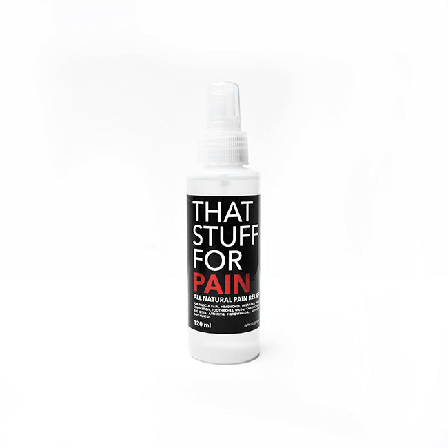 That Stuff for Pain - Natural Muscle Relaxant & Pain Relief Spray