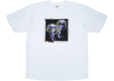 Supreme Jellyfish Tee White
