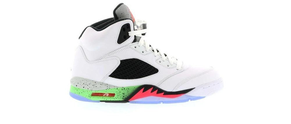 Jordan 5 Retro 'Poison Green'