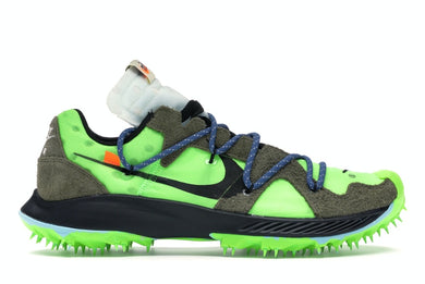 Off-White x Nike Zoom Terra Kiger 5 Electric Green W